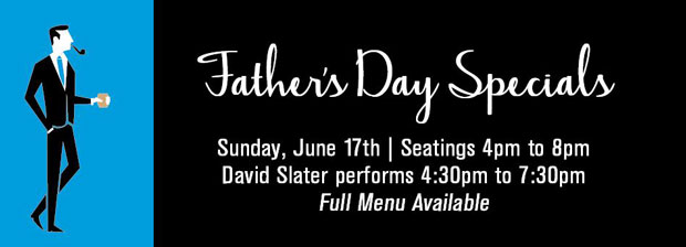 Father S Day Menu 2018 Table 13 Addison